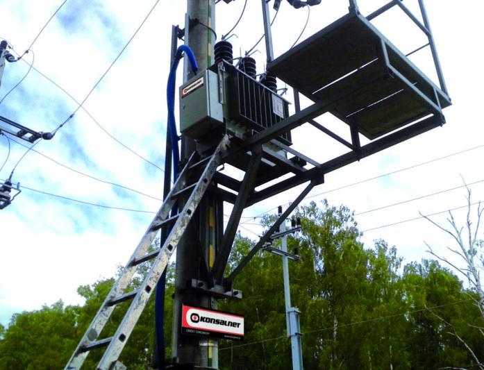 Ochrona transformatorów Energys Konsalnet